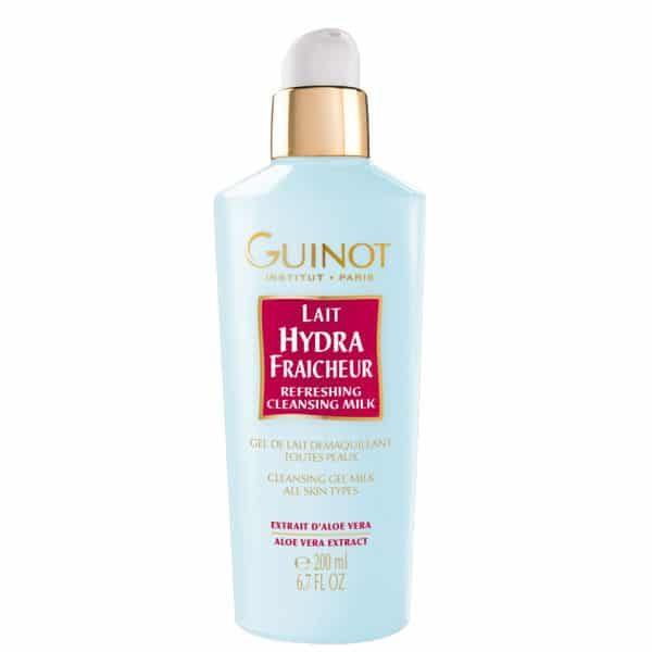 Lait Hydra Fraicheur Cleanser - Refreshing Cleansing Milk All Skin Types