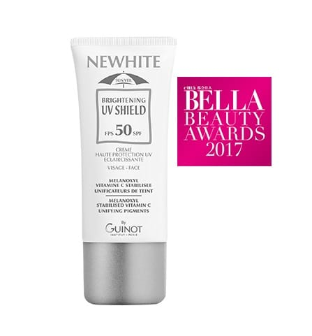 Newhite UV Shield SPF 50 UV Shield - Brightening SPF Tinted Moisturiser