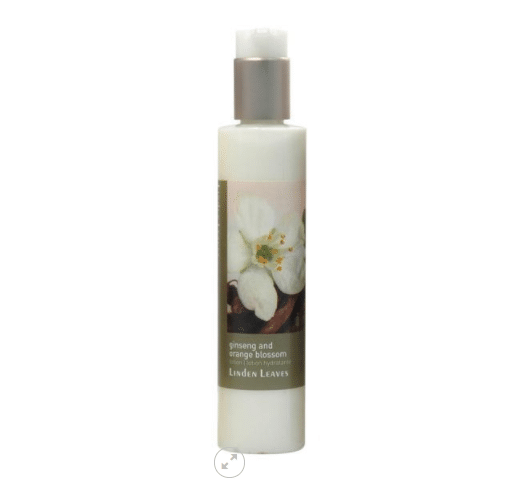 Ginseng and orange blossom lotion 200ml