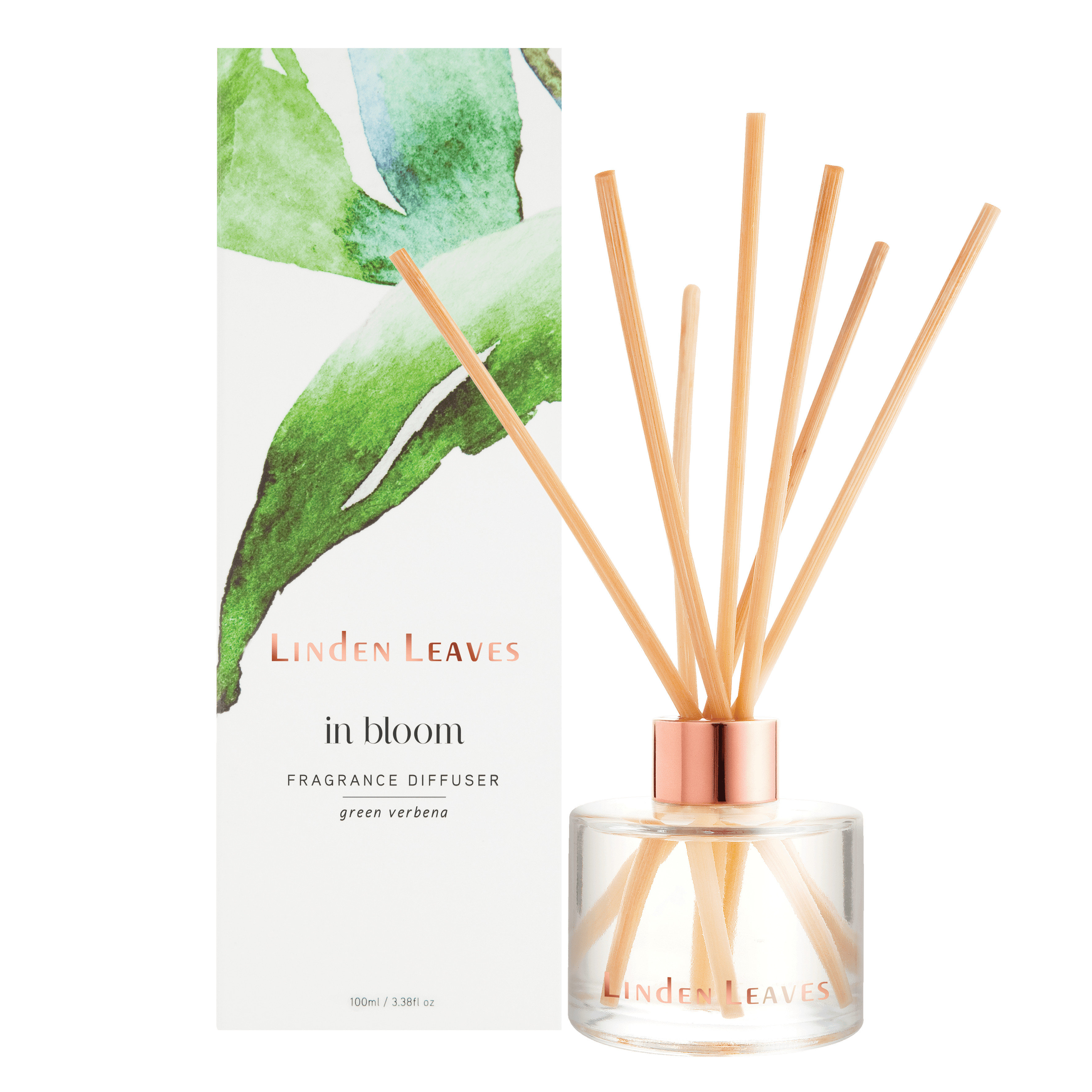 Green Verbena Fragrance Diffuser 100ml