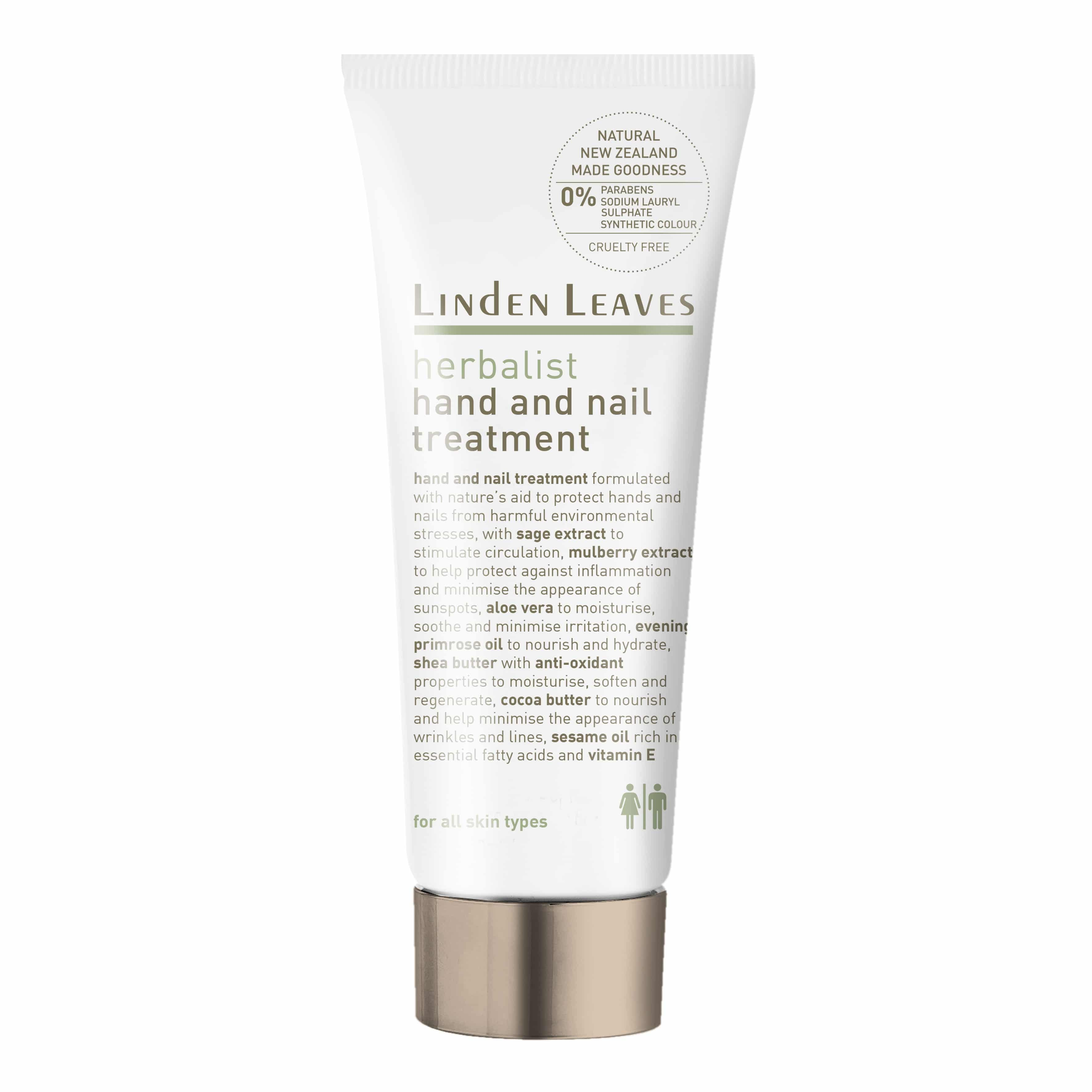 Herbalist hand and nail treatment 100ml