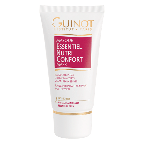 Instant Radiance Mask for dry skin - Masque Essentiel Nutrition Confort