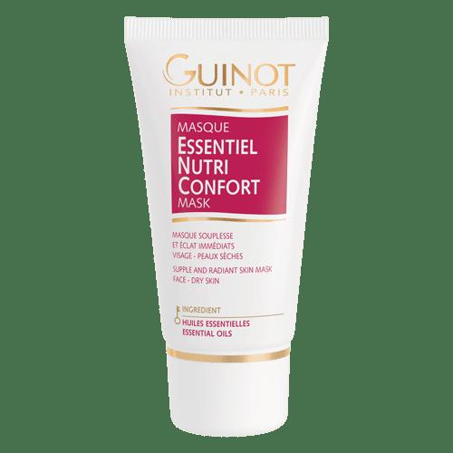 Instant Radiance Mask for dry skin - Masque Essentiel Nutrition Confort